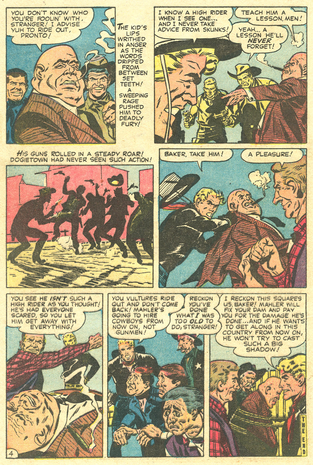 Read online Two-Gun Kid comic -  Issue #32 - 20