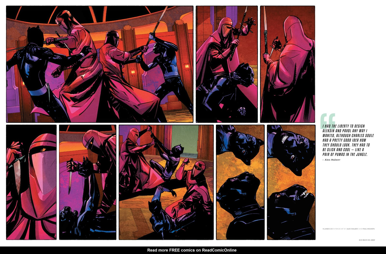 Read online The Marvel Art of Star Wars comic -  Issue # TPB (Part 2) - 60