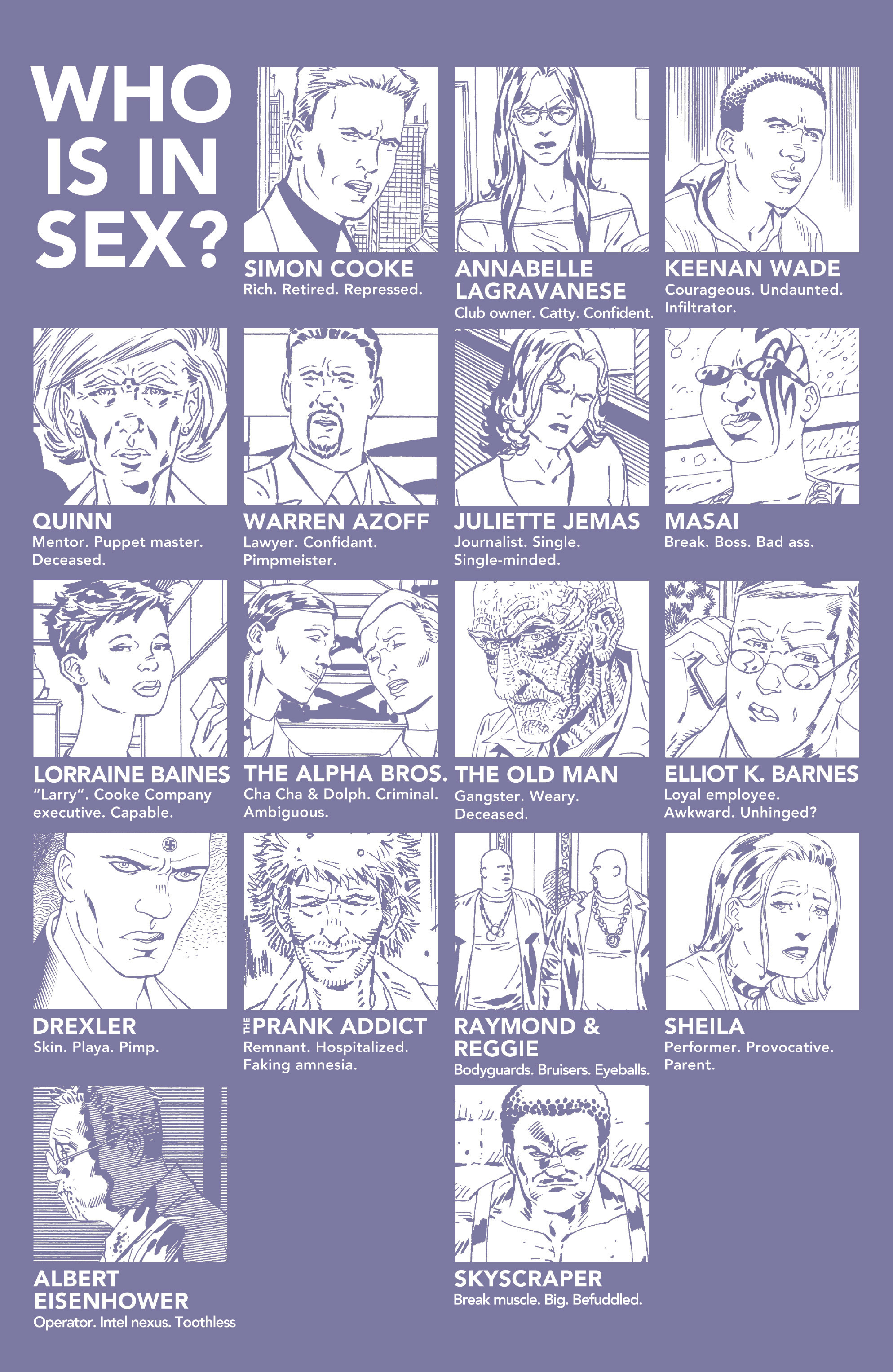 Read online Sex comic -  Issue #28 - 3
