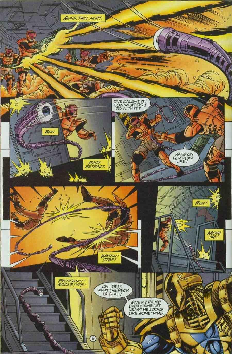 Read online Ultraverse Premiere comic -  Issue #6 - 26