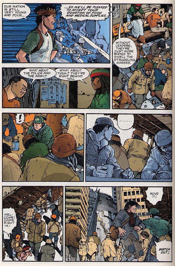 Read online Akira comic -  Issue #17 - 41