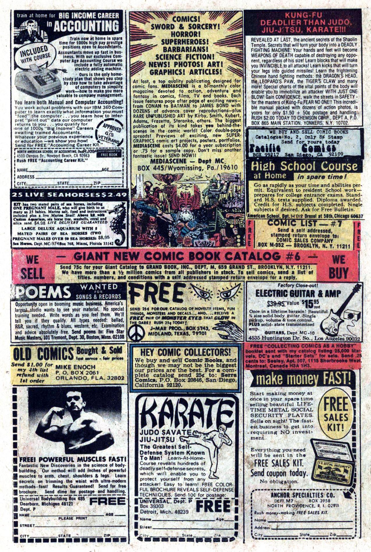 Read online Amazing Adventures (1970) comic -  Issue #27 - 13