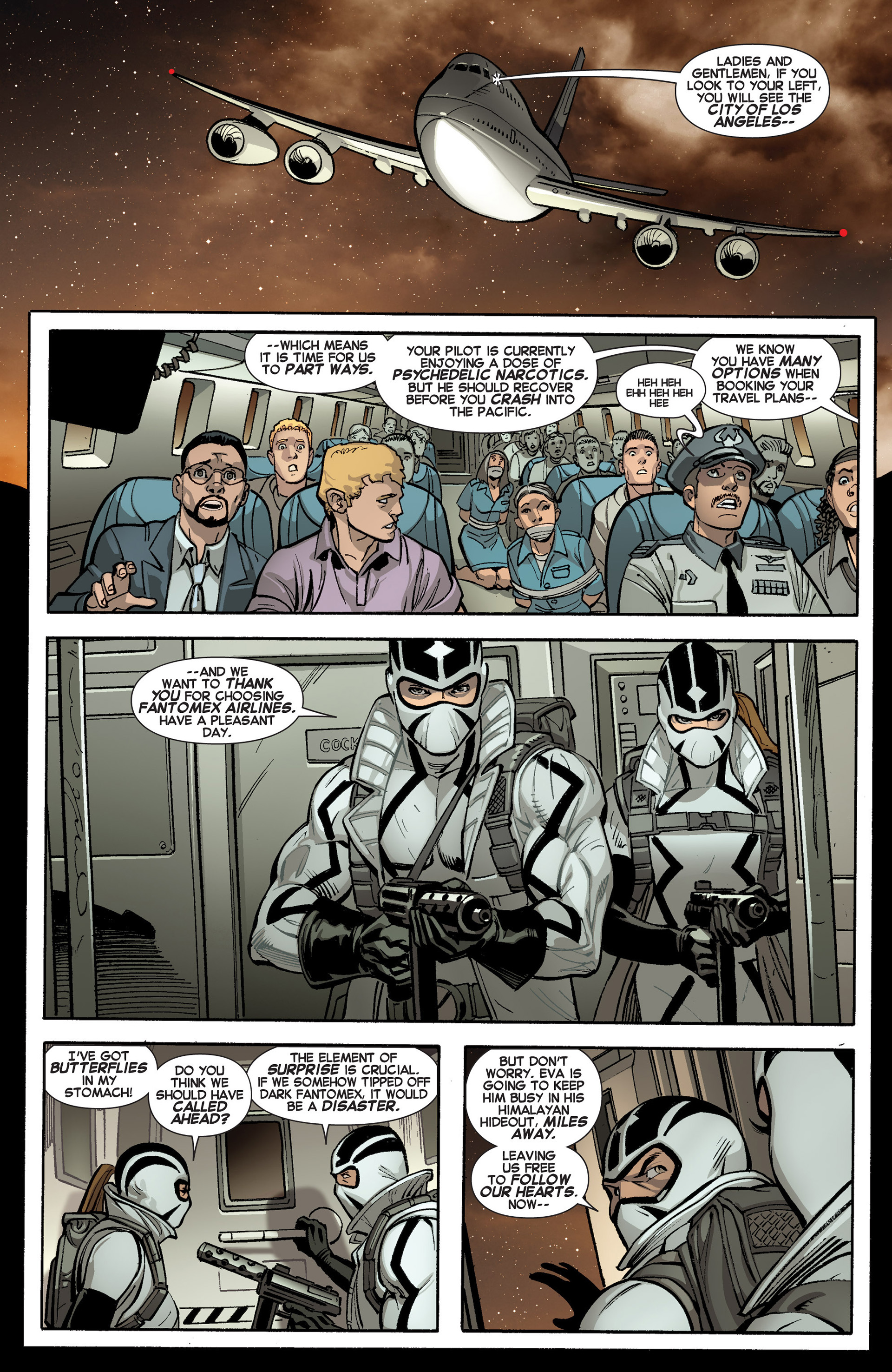Read online Uncanny X-Force (2013) comic -  Issue #3 - 9