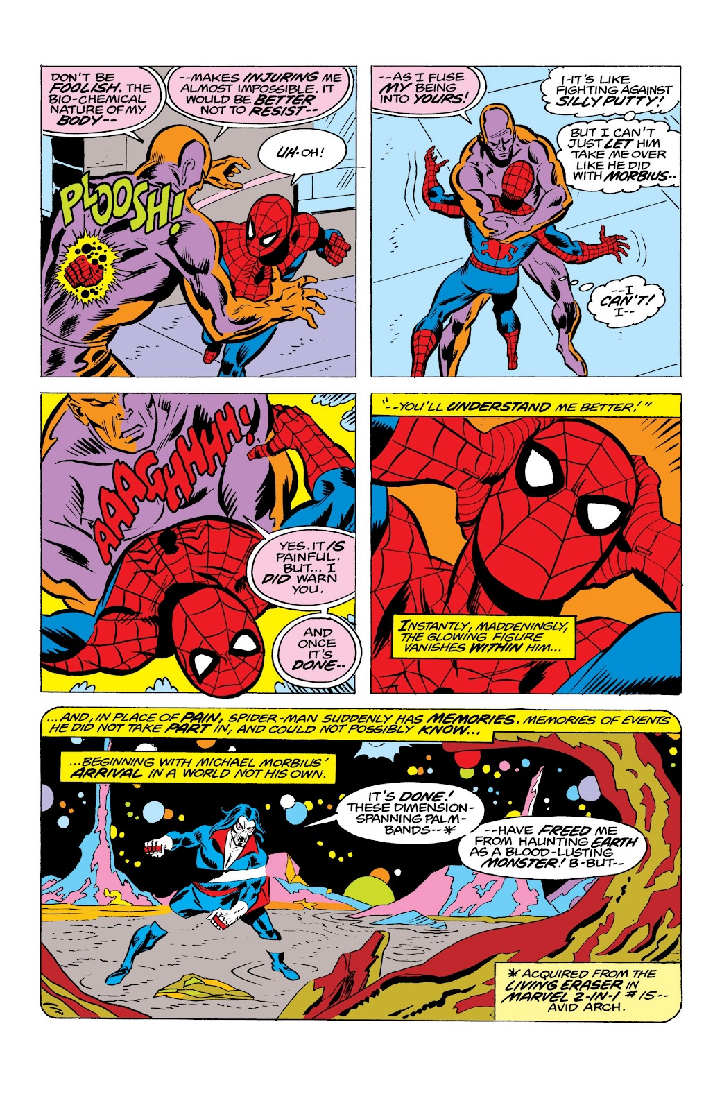 Read online Marvel Masterworks: The Spectacular Spider-Man comic -  Issue # TPB (Part 2) - 26
