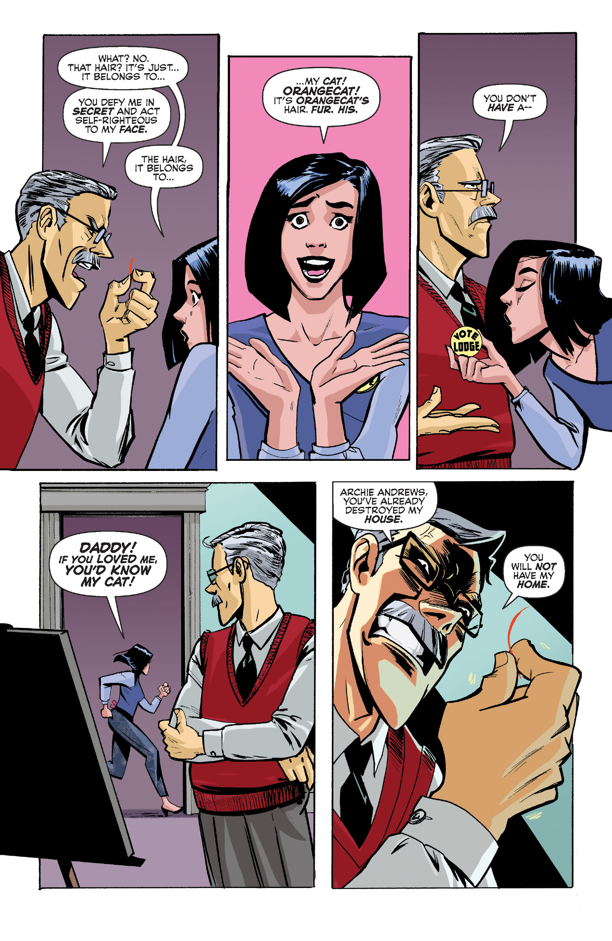 Read online Archie (2015) comic -  Issue #8 - 7