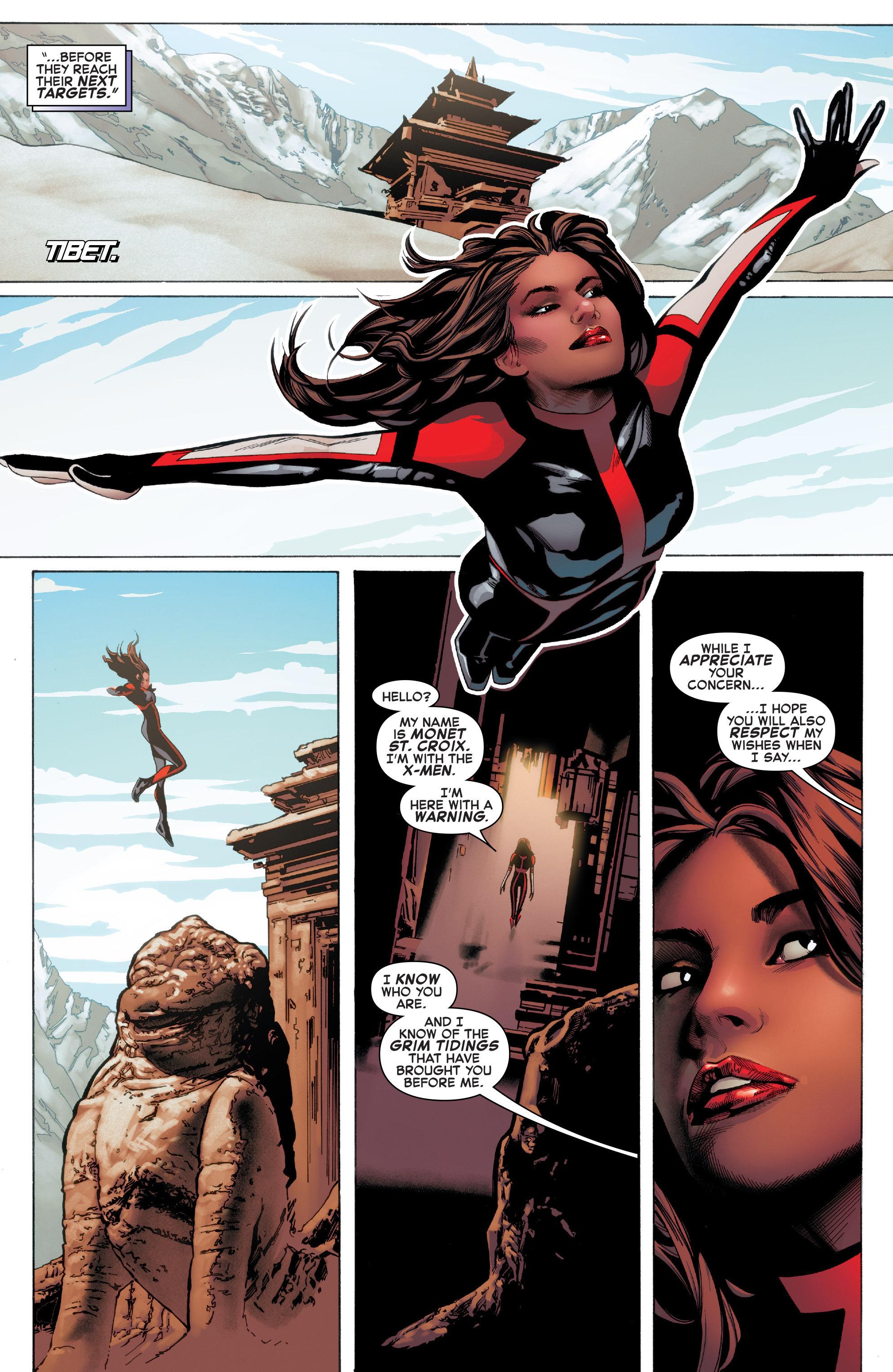 Read online Uncanny X-Men (2016) comic -  Issue #3 - 13