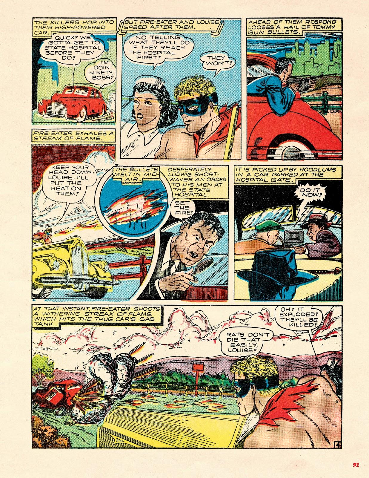 Read online Super Weird Heroes comic -  Issue # TPB 2 (Part 1) - 91