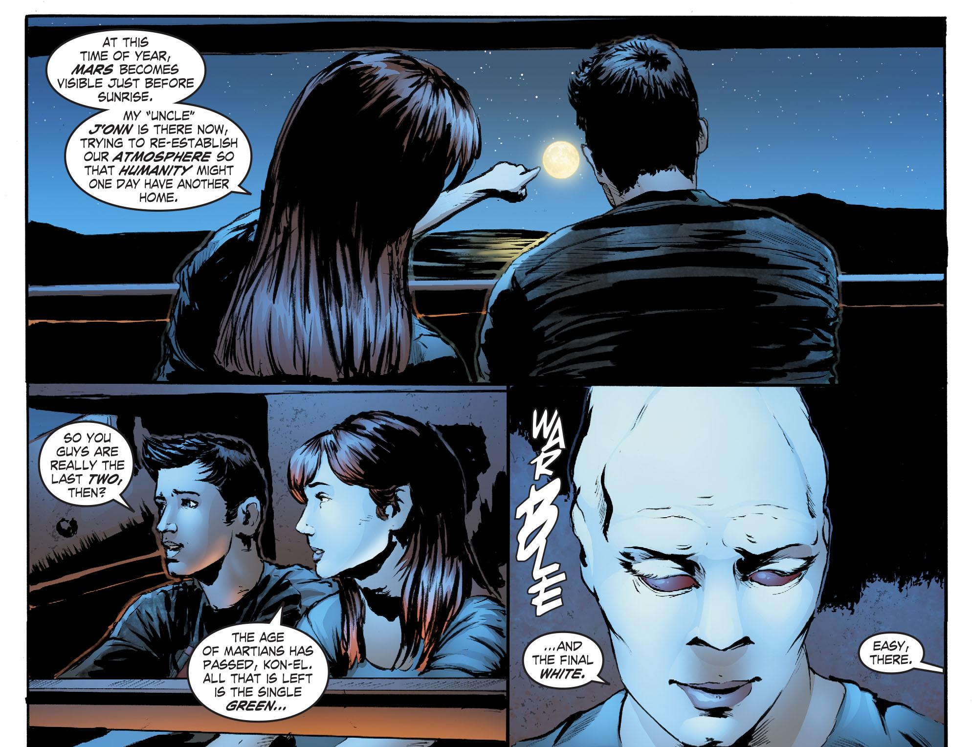 Read online Smallville: Titans comic -  Issue #2 - 17