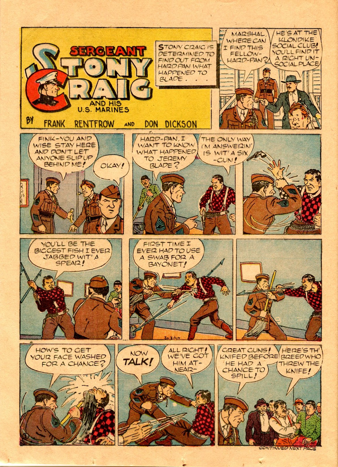 Read online Famous Funnies comic -  Issue #67 - 22