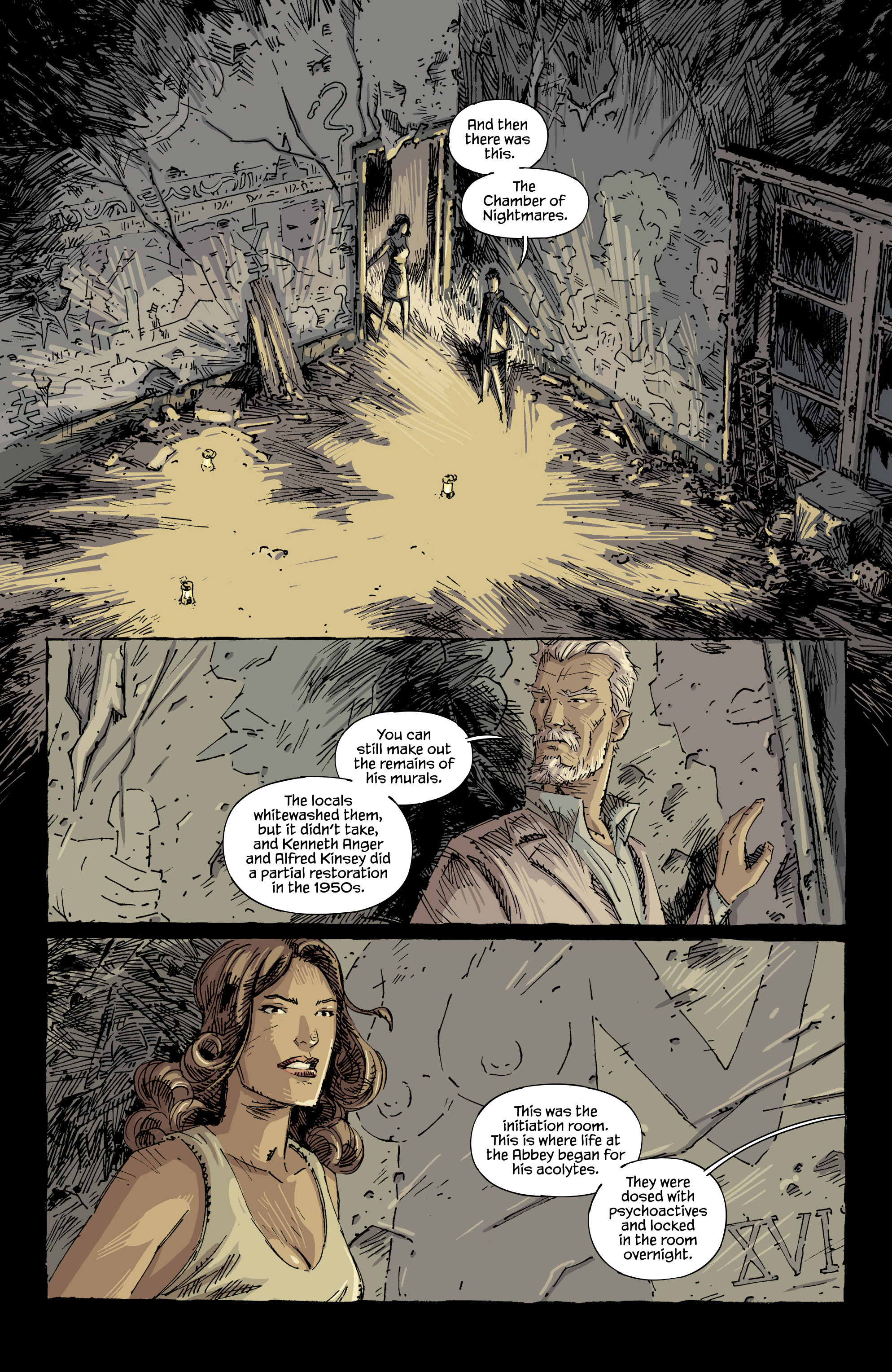 Read online Trees comic -  Issue #5 - 10