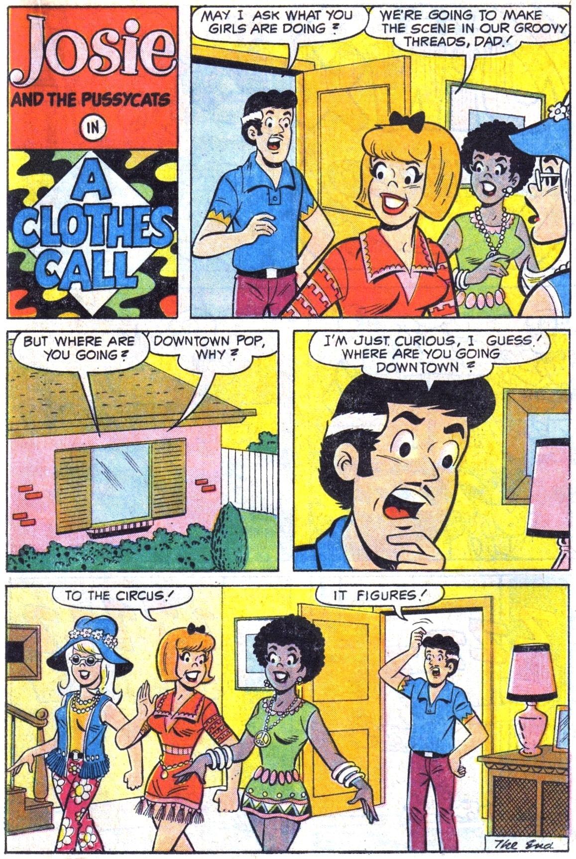 Read online She's Josie comic -  Issue #62 - 35