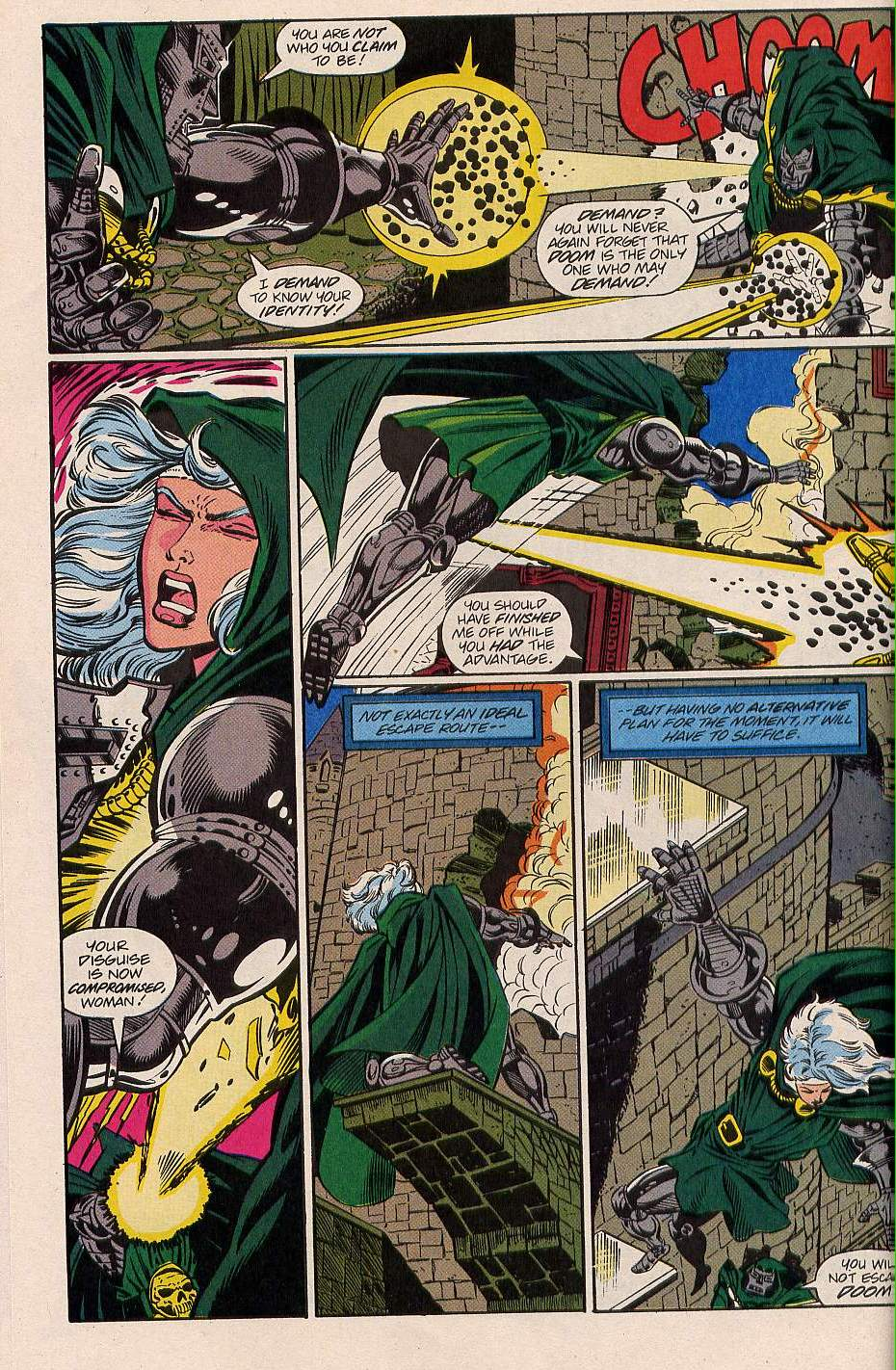 Read online Silver Sable and the Wild Pack comic -  Issue #5 - 15
