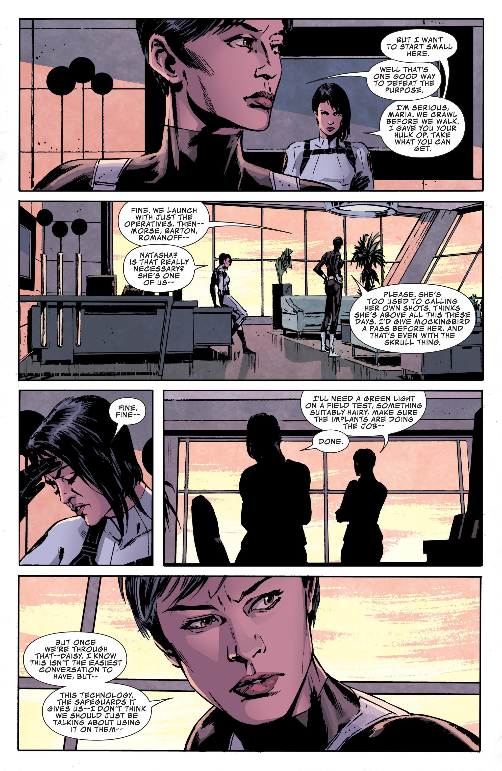Read online Secret Avengers (2013) comic -  Issue #9 - 6