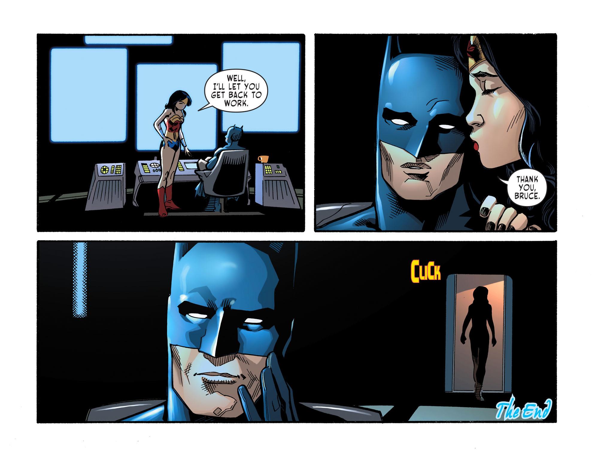 Read online Sensation Comics Featuring Wonder Woman comic -  Issue #38 - 22
