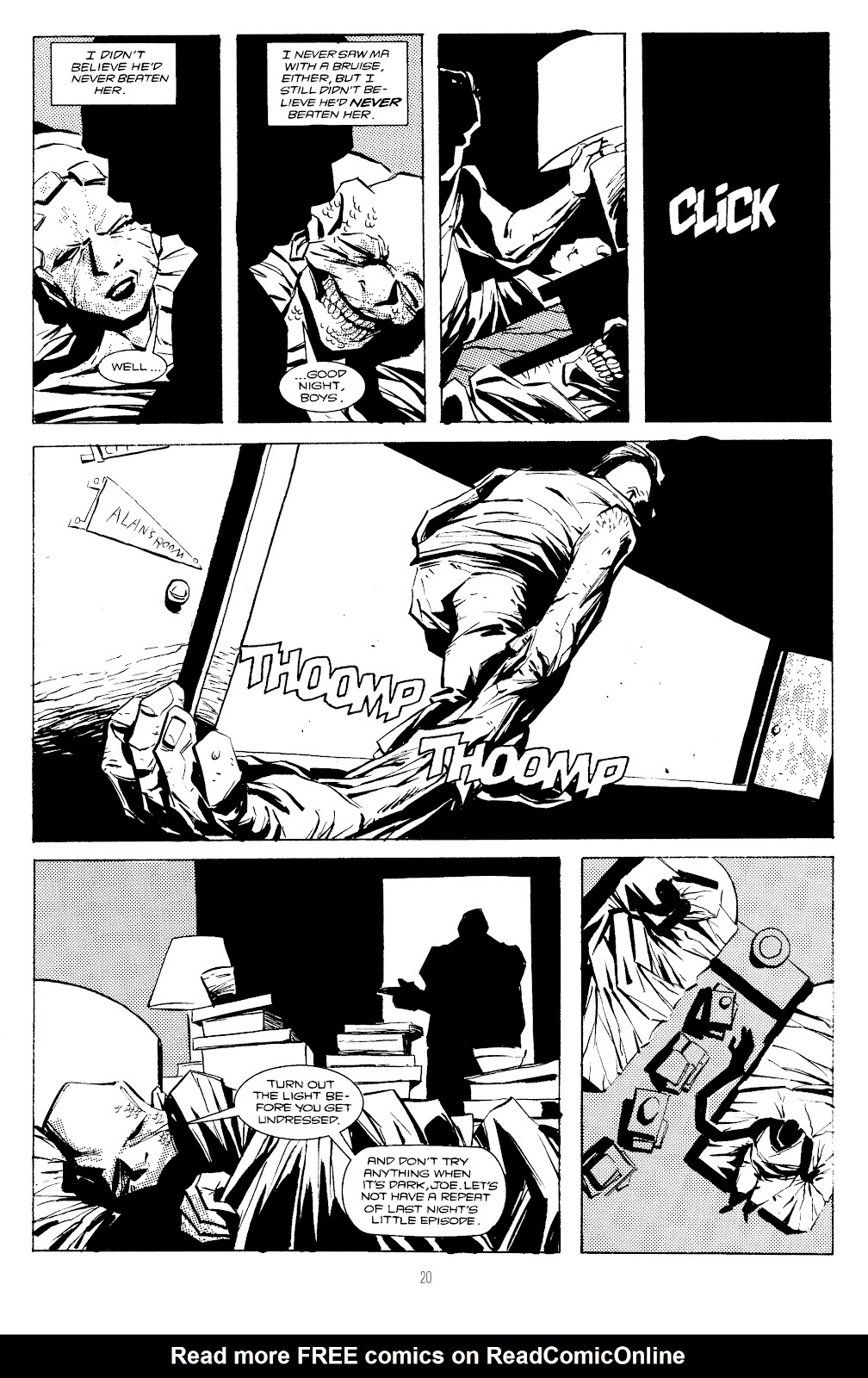 Read online Freaks' Amour comic -  Issue # TPB (Part 1) - 21