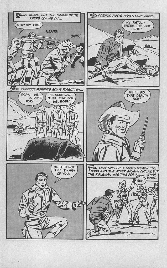 Read online Roy Rogers comic -  Issue #1 - 15