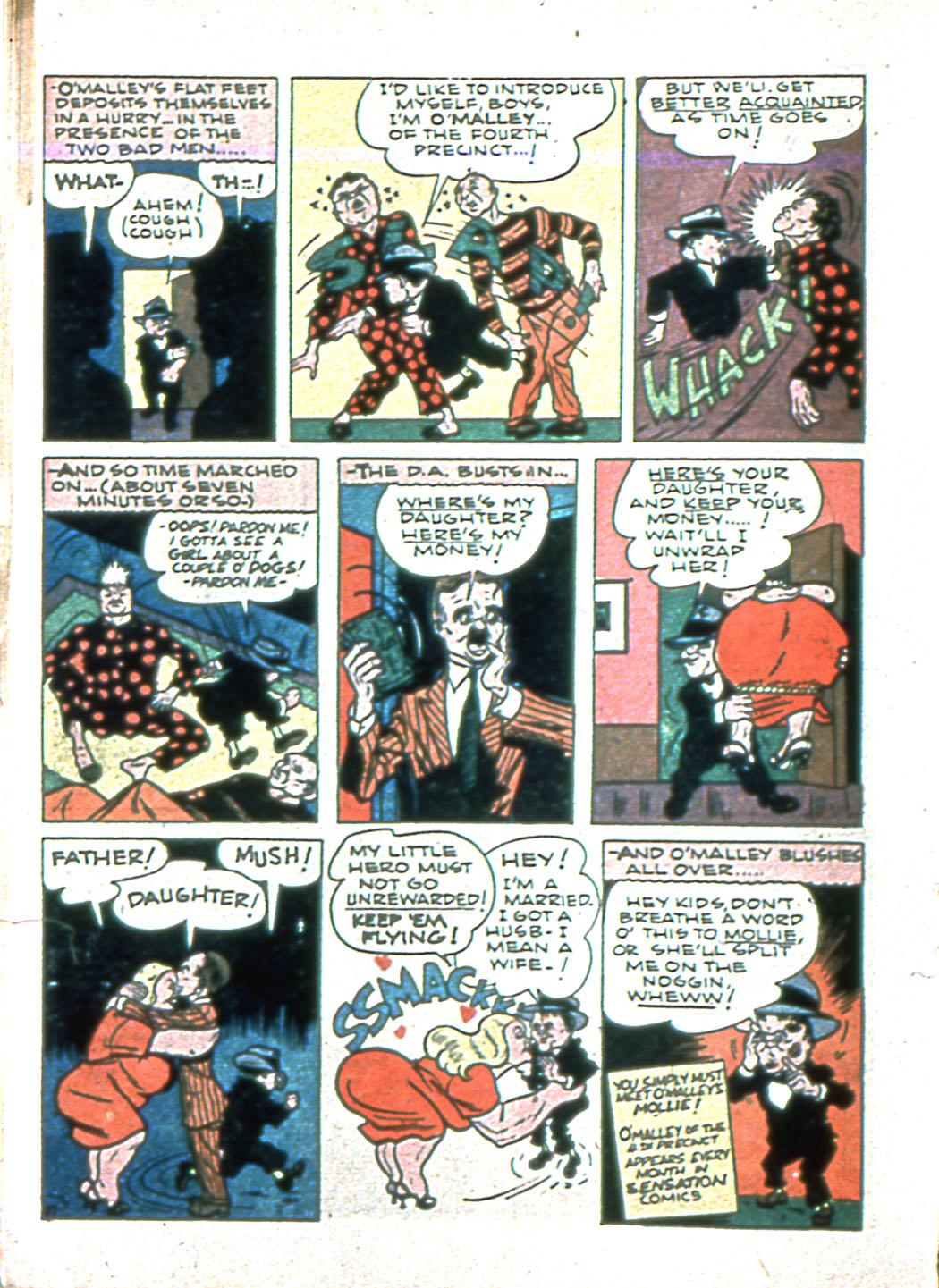 Read online Sensation (Mystery) Comics comic -  Issue #6 - 36