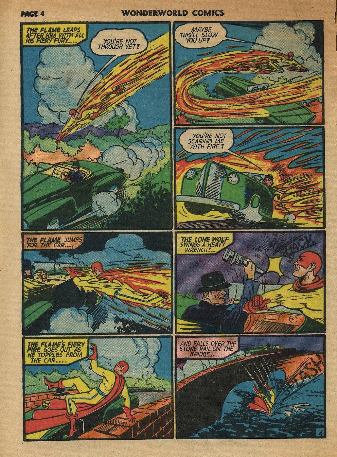 Wonderworld Comics issue 23 - Page 6