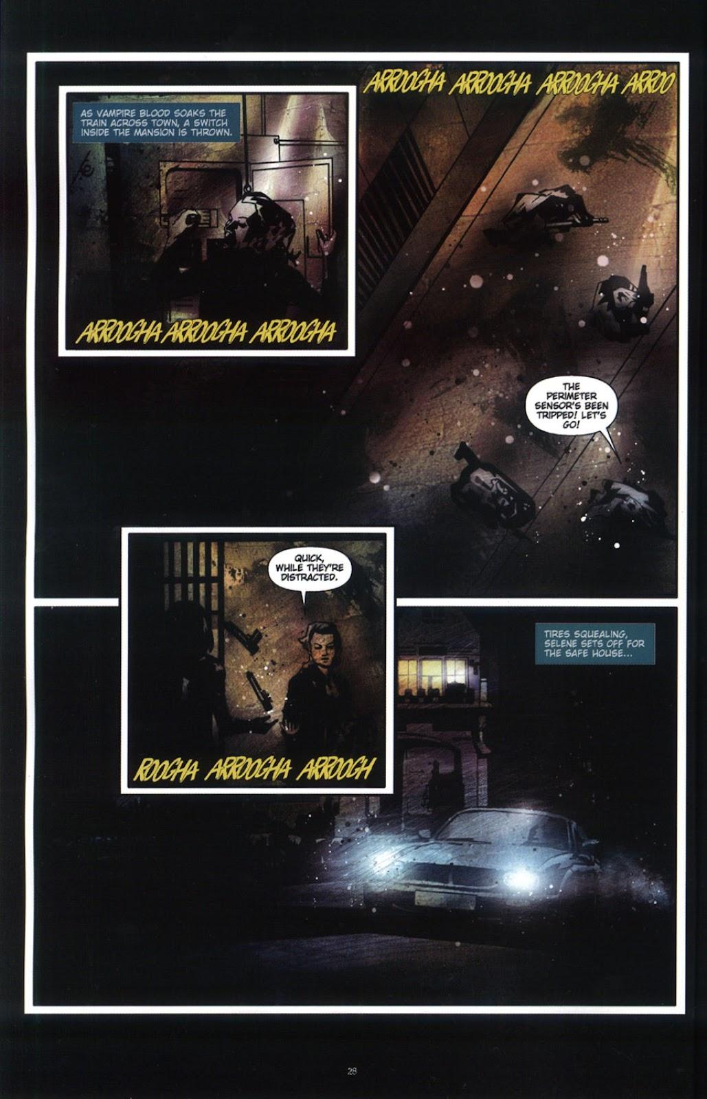 Read online Underworld (2003) comic -  Issue # Full - 30