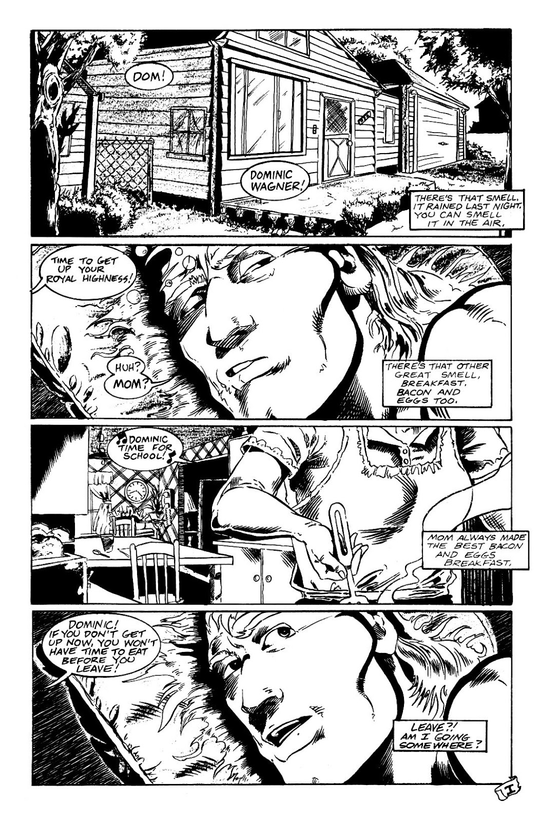 The Realm (1986) issue 20 - Page 5