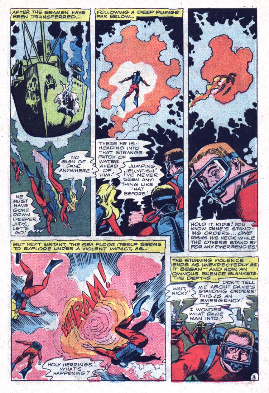 Read online Sea Devils comic -  Issue #35 - 6