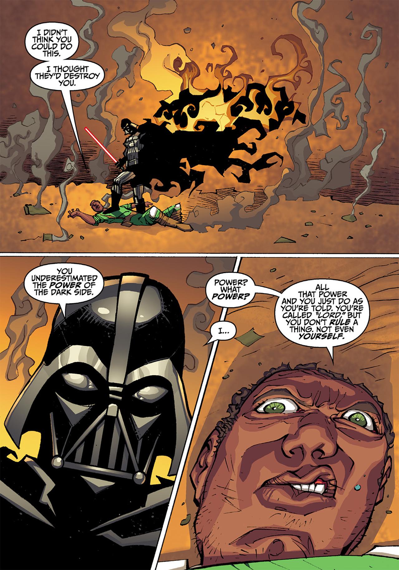 Read online Star Wars Omnibus comic -  Issue # Vol. 33 - 309