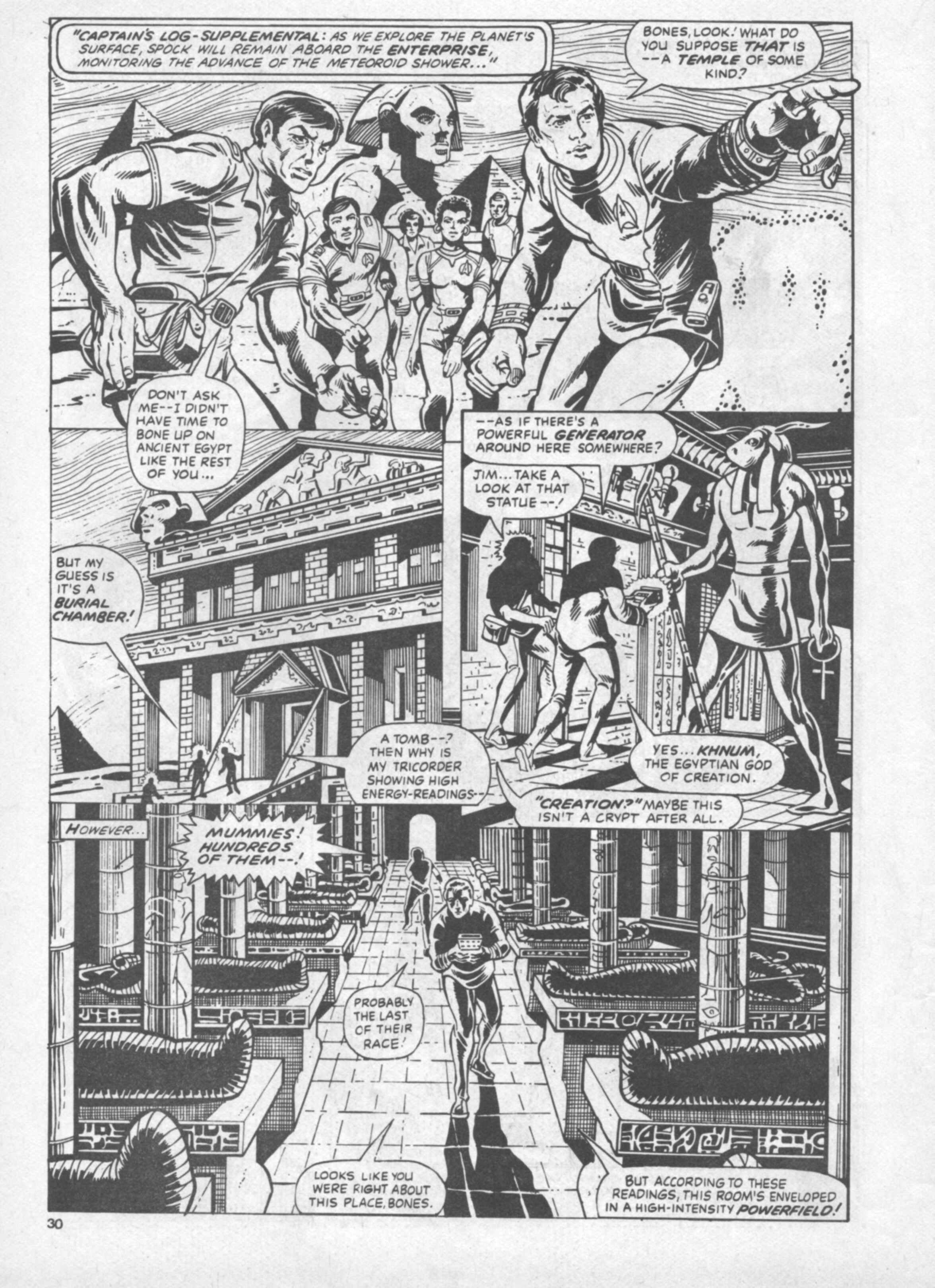Read online Future Tense comic -  Issue #40 - 30