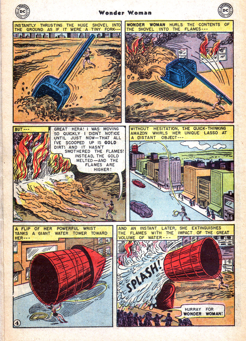 Read online Wonder Woman (1942) comic -  Issue #72 - 18