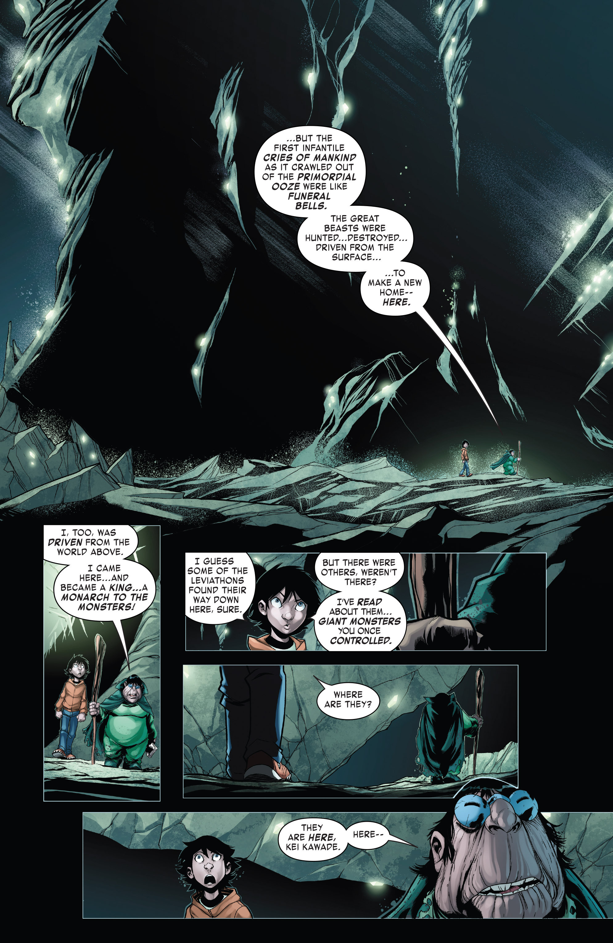 Read online Monsters Unleashed II comic -  Issue #2 - 17