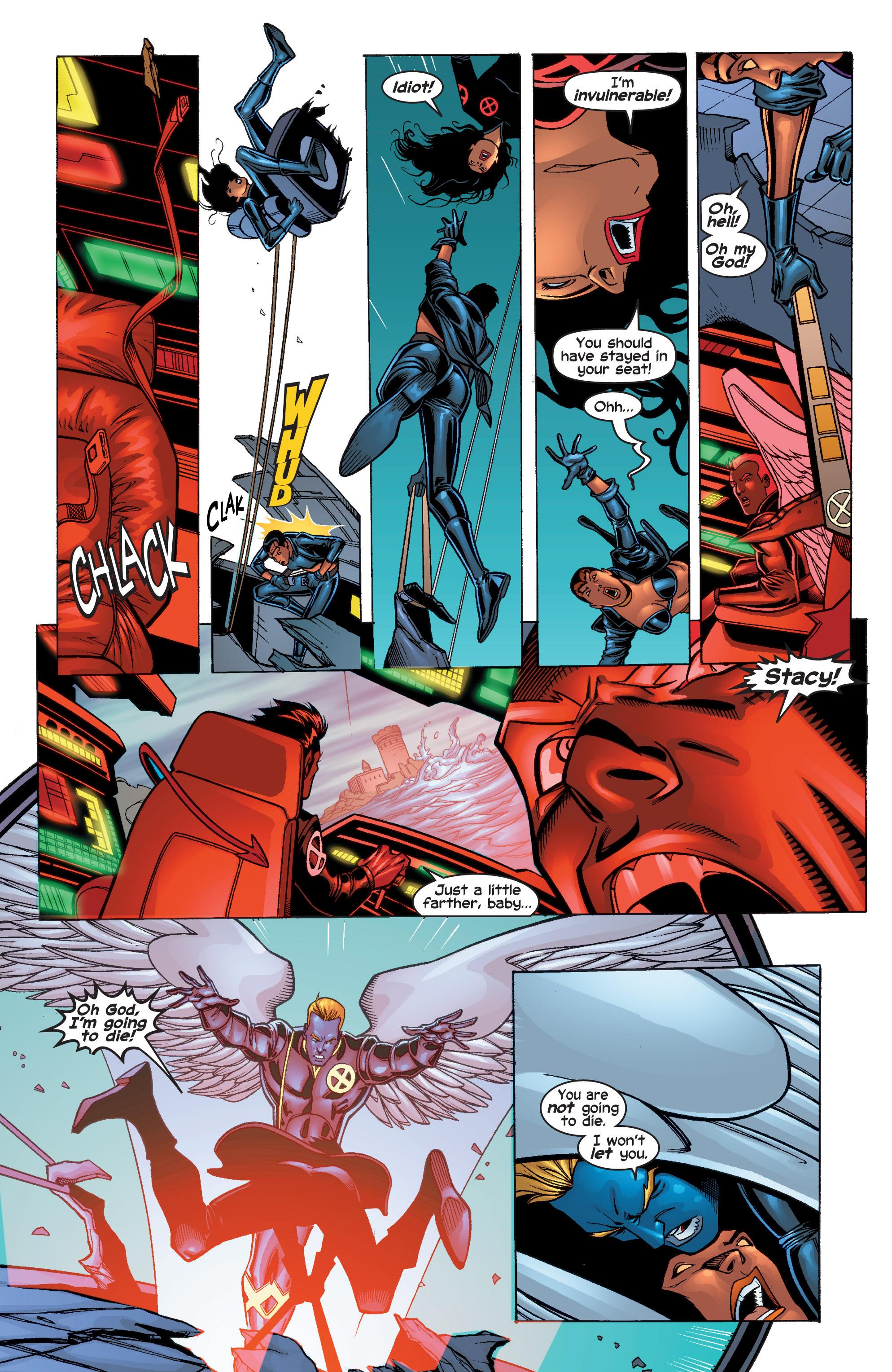 Read online Uncanny X-Men (1963) comic -  Issue #410 - 12