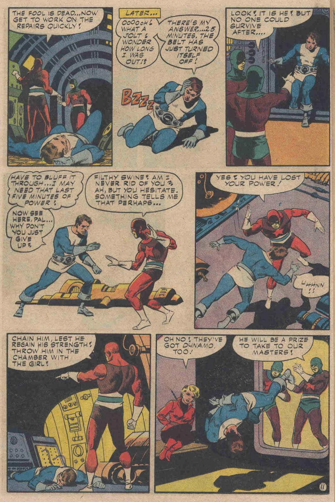 T.H.U.N.D.E.R. Agents (1965) issue 6 - Page 14