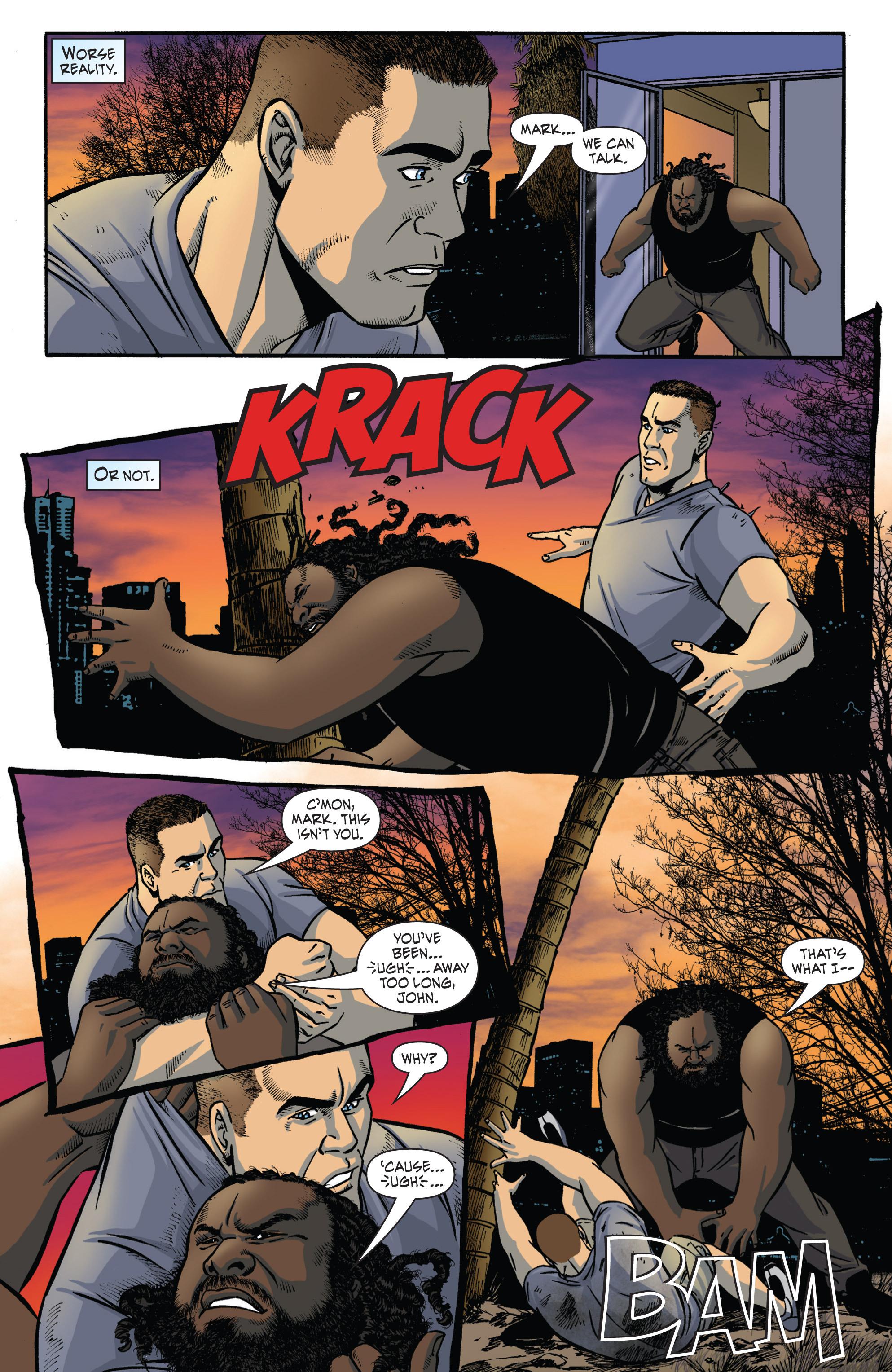 Read online WWE Superstars comic -  Issue #2 - 4