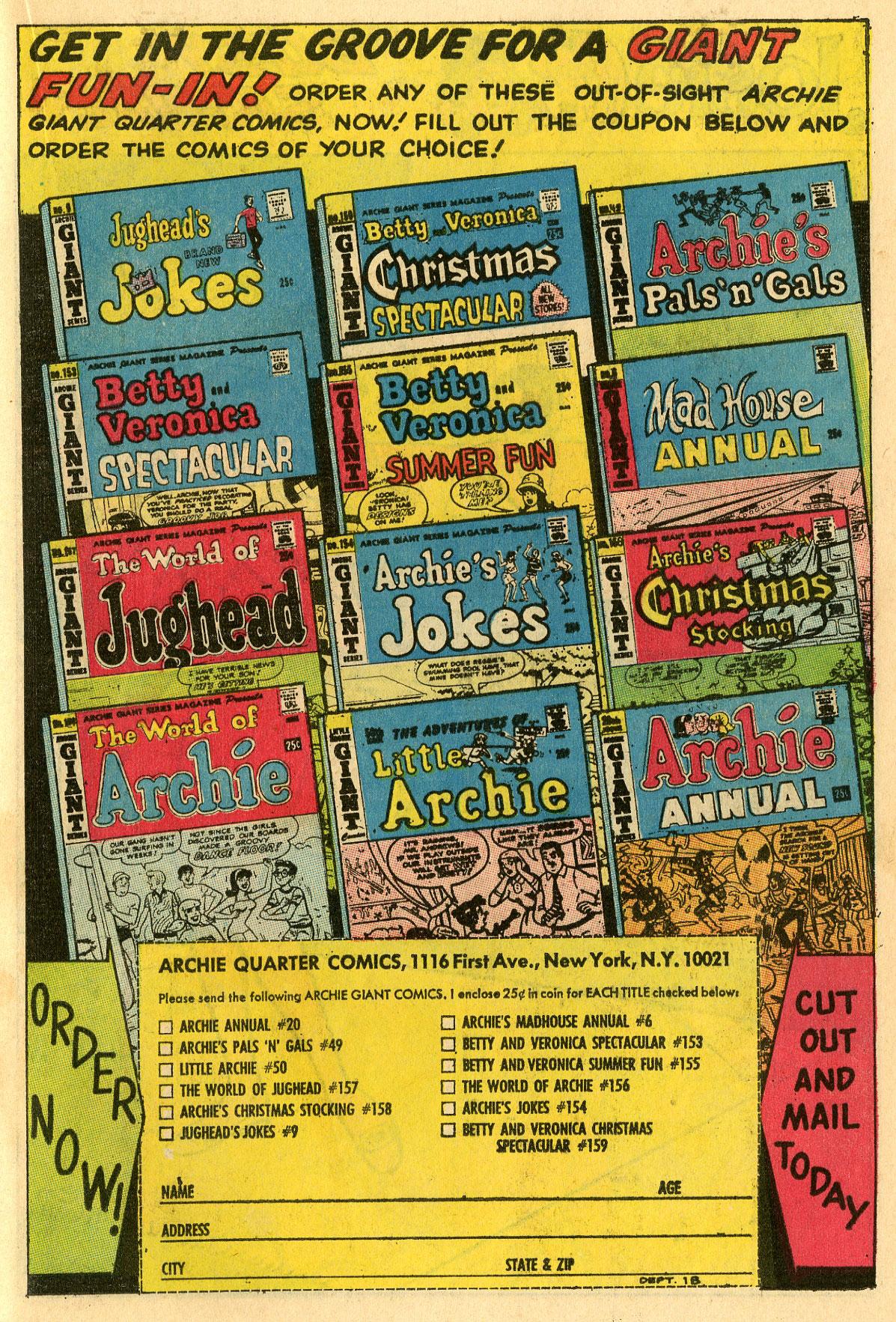 Read online She's Josie comic -  Issue #38 - 19