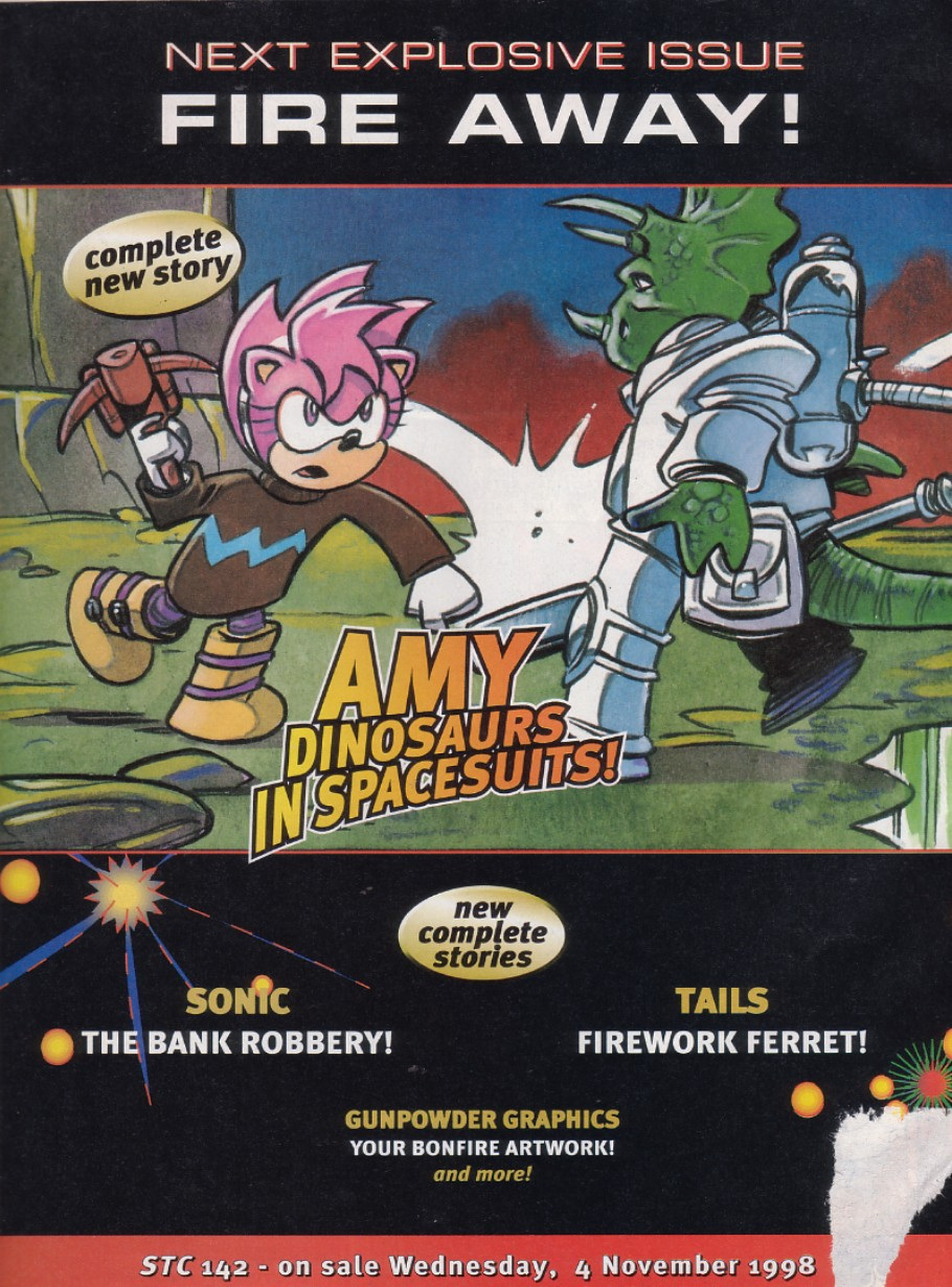 Read online Sonic the Comic comic -  Issue #141 - 21