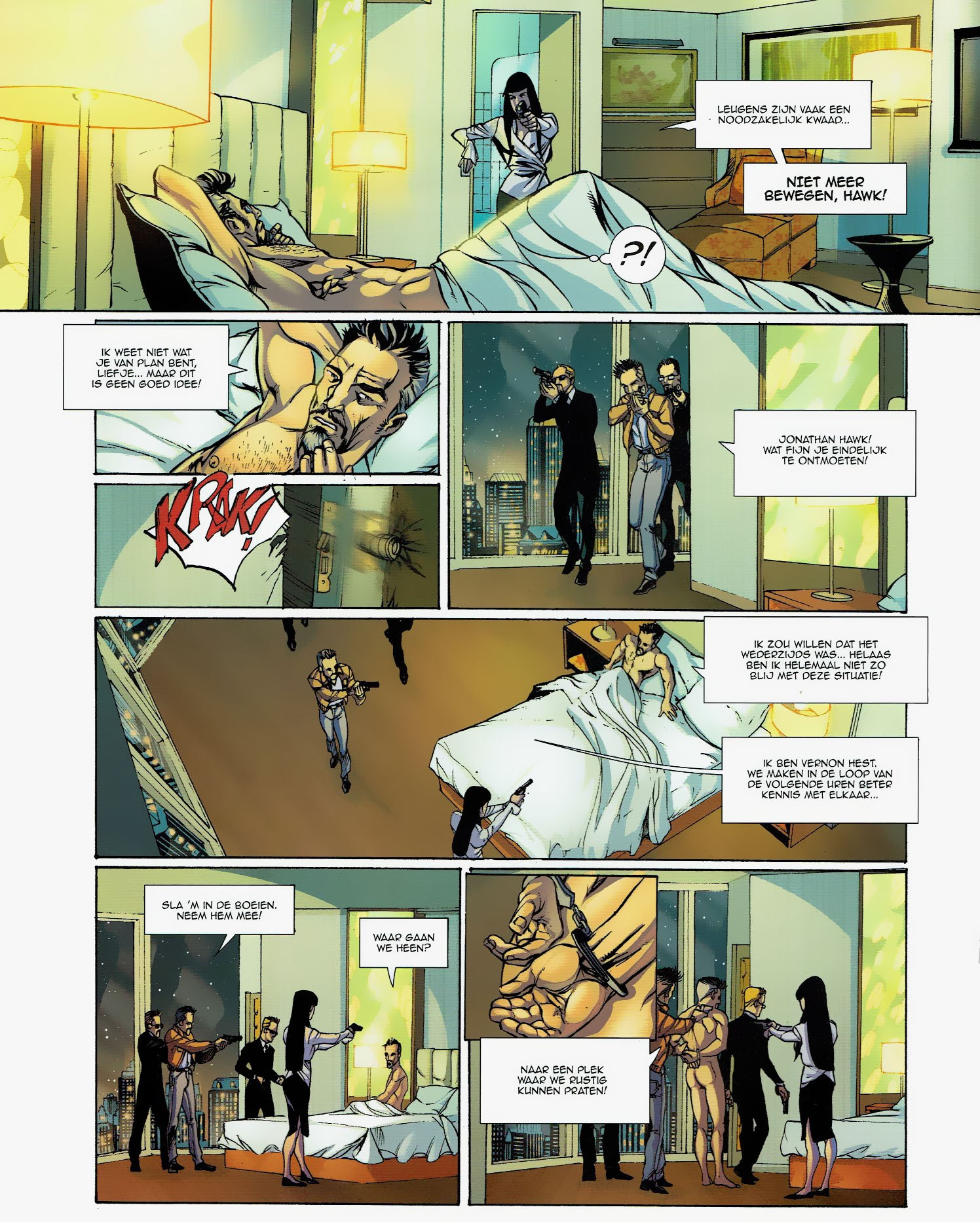 Read online Assassin's Creed (2009) comic -  Issue #6 - 5