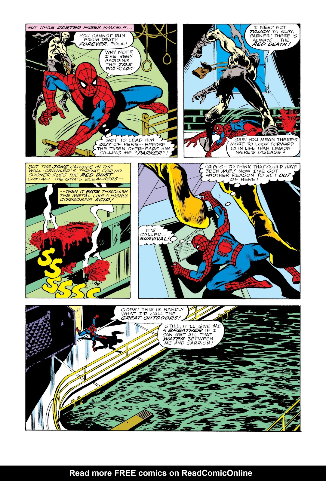Read online Marvel Masterworks: The Spectacular Spider-Man comic -  Issue # TPB 2 (Part 3) - 66