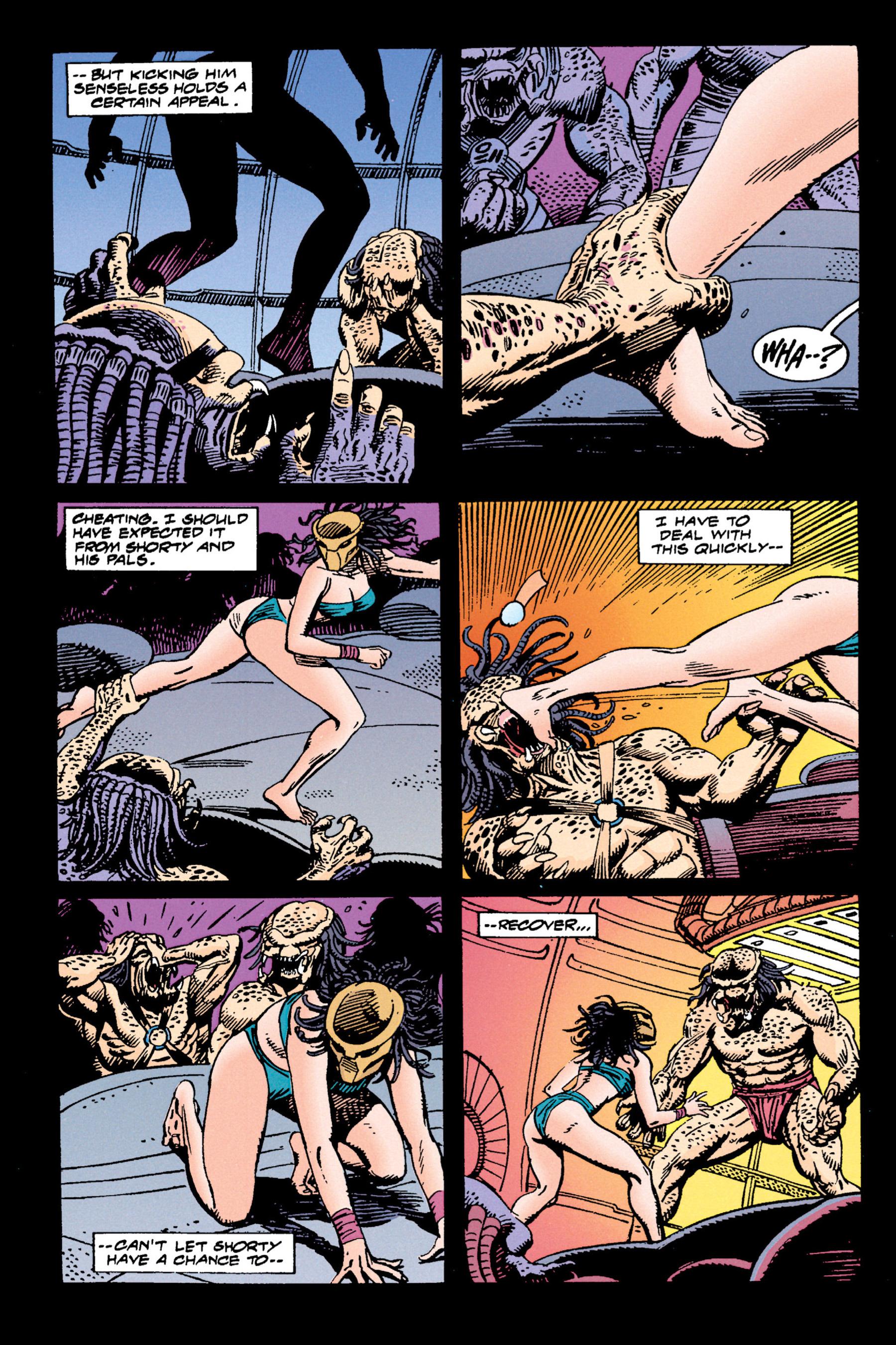 Read online Aliens vs. Predator Omnibus comic -  Issue # _TPB 1 Part 3 - 59