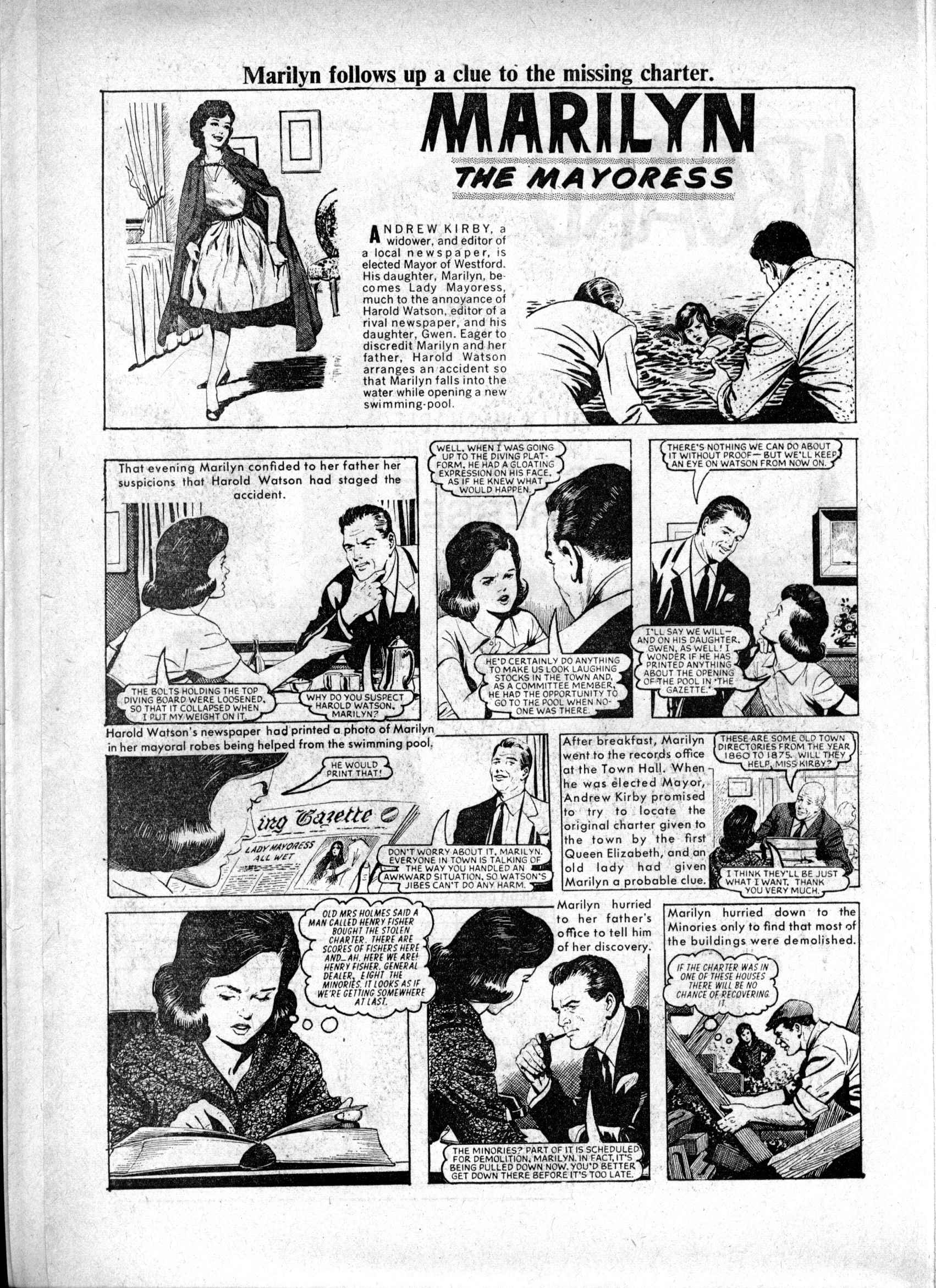 Read online Judy comic -  Issue #224 - 22