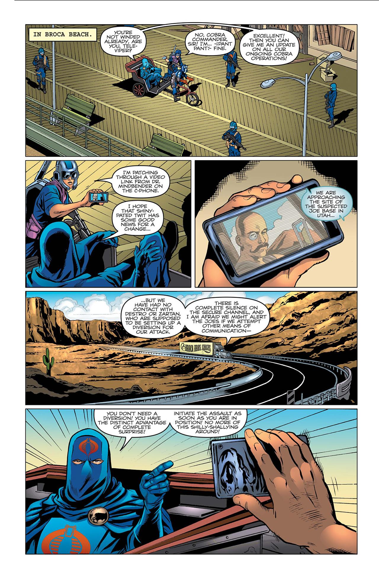 G.I. Joe: A Real American Hero 164 Page 8
