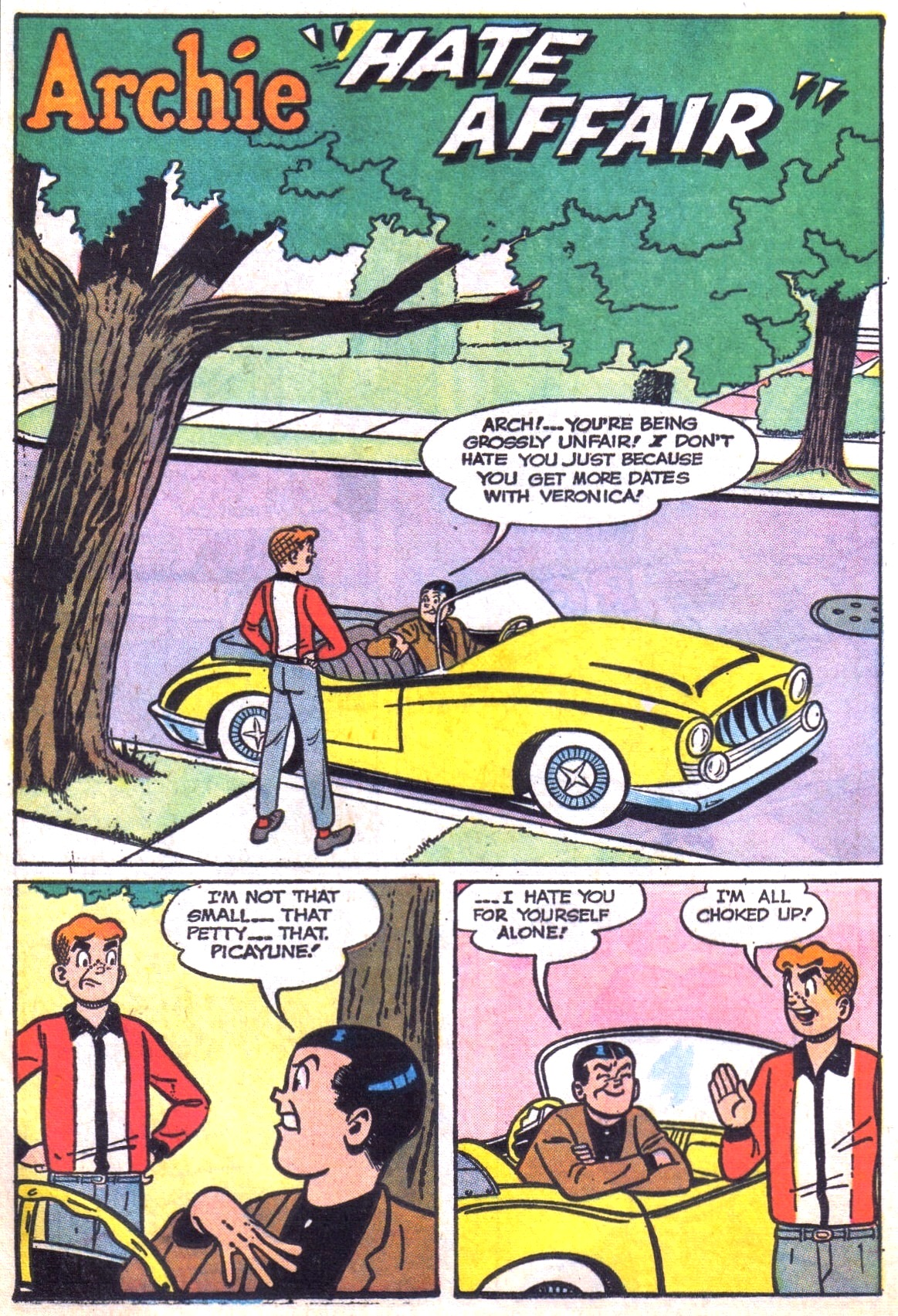 Read online Archie (1960) comic -  Issue #142 - 29