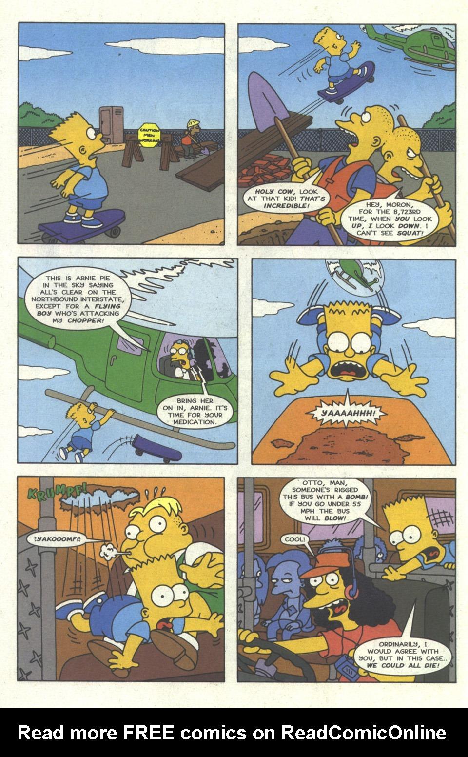Read online Simpsons Comics comic -  Issue #26 - 11