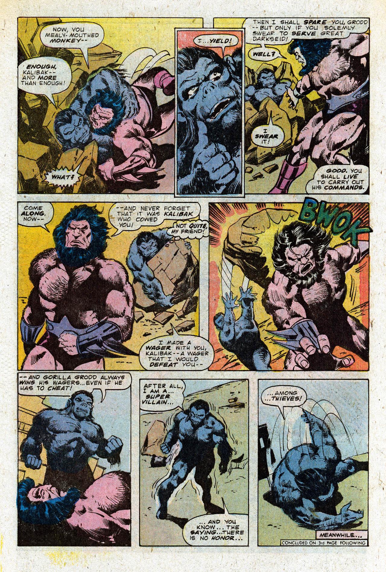Read online Secret Society of Super-Villains comic -  Issue #4 - 27