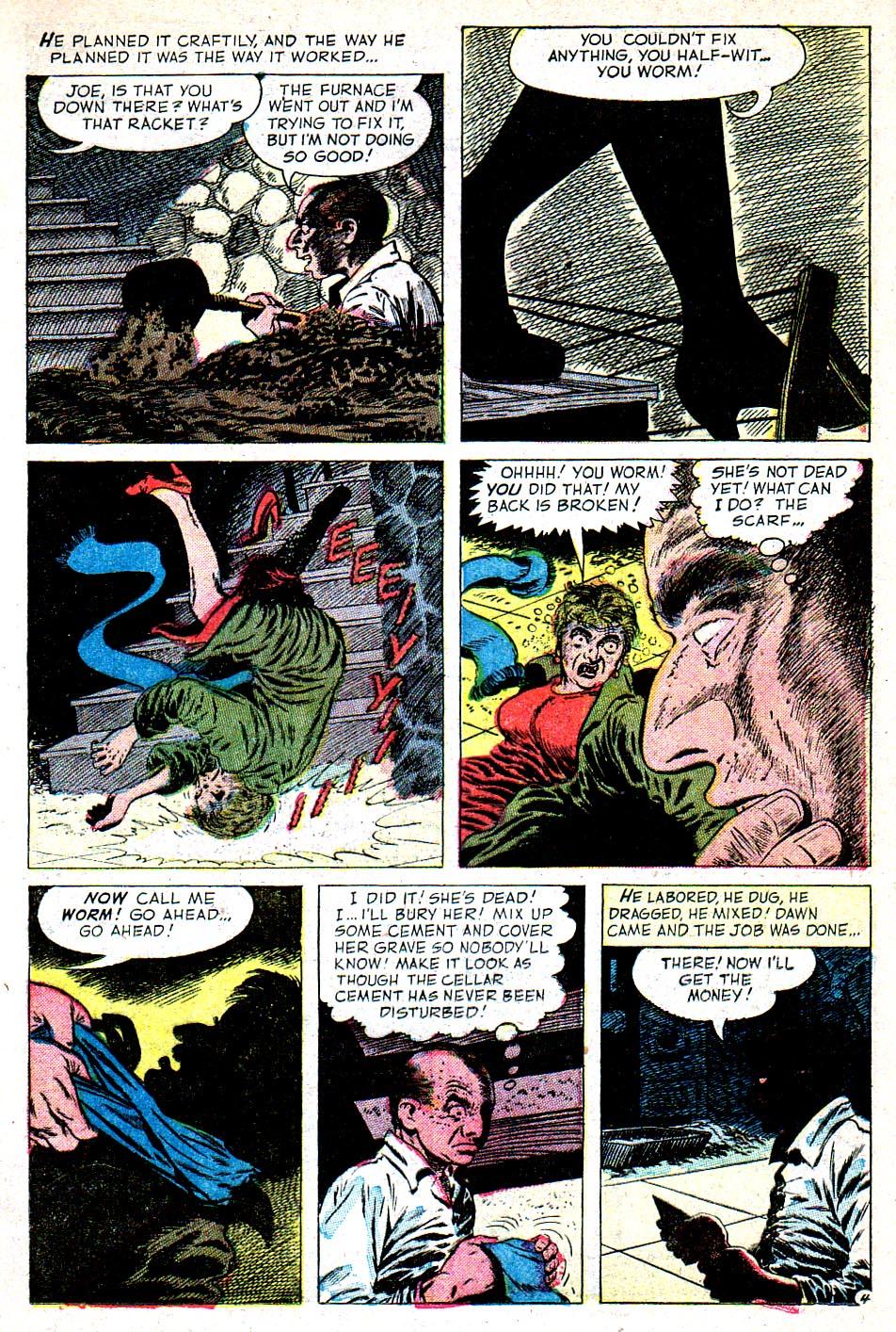 Read online Adventures into Weird Worlds comic -  Issue #30 - 10