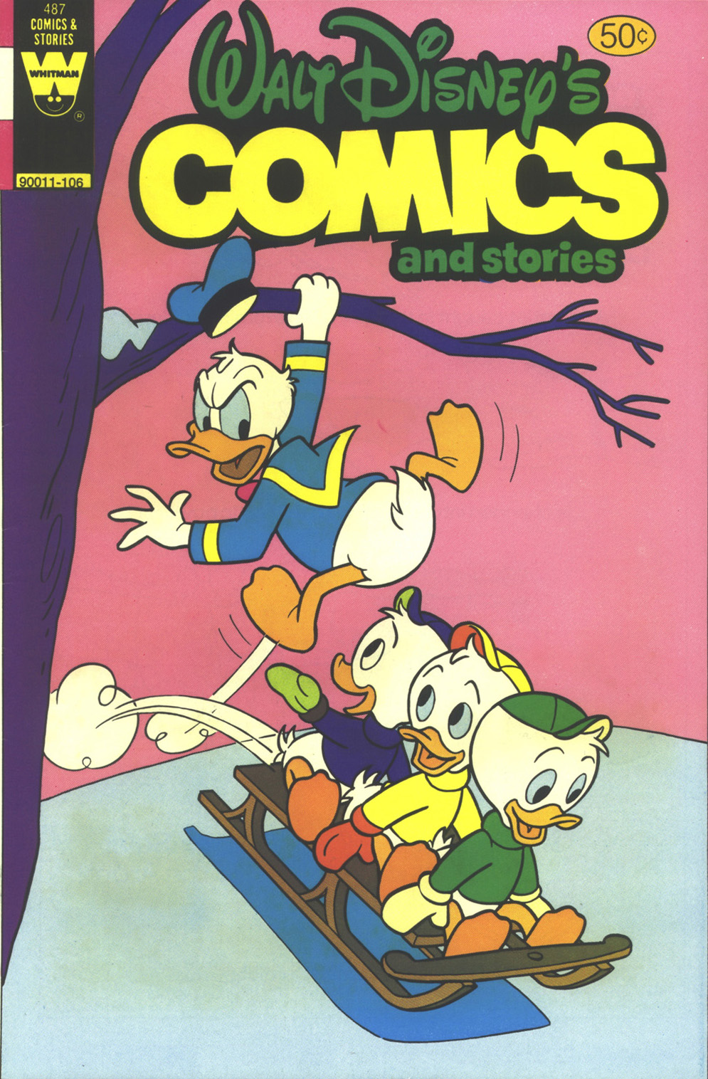 Walt Disney's Comics and Stories issue 487 - Page 1