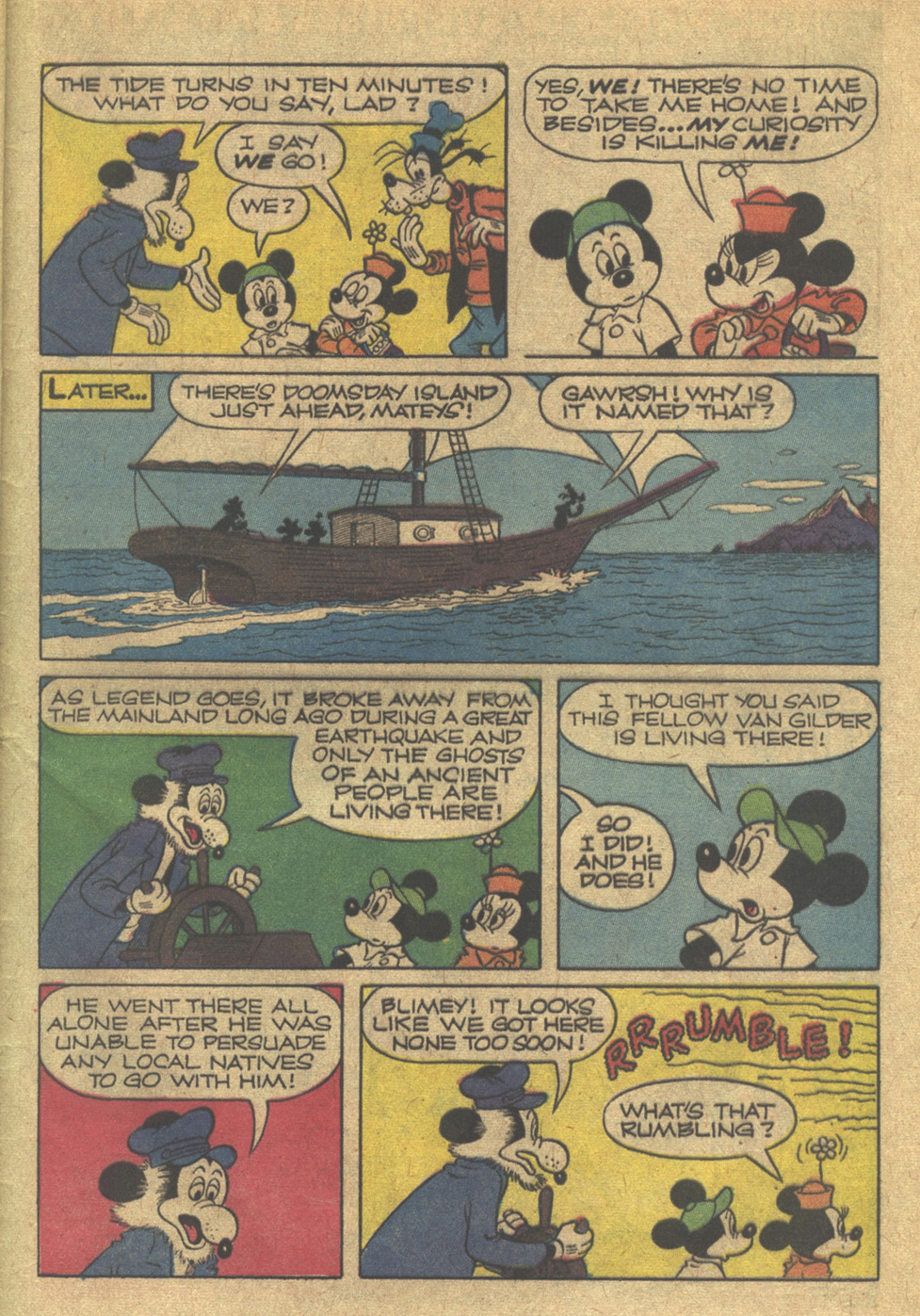 Walt Disney's Comics and Stories issue 380 - Page 29