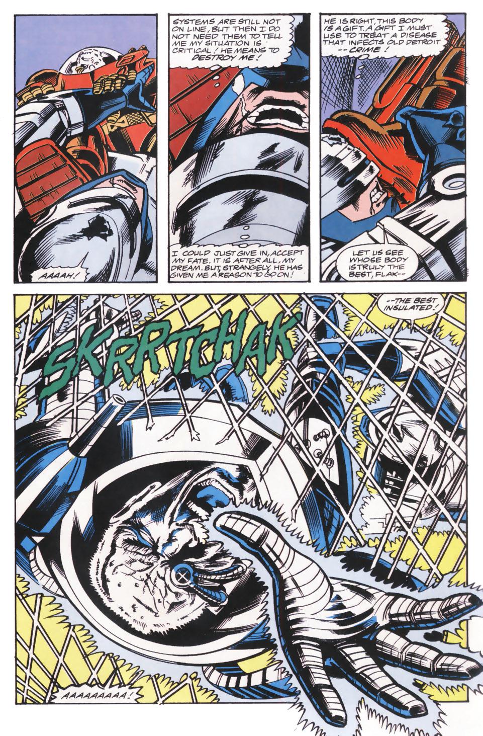 Read online Robocop (1990) comic -  Issue #14 - 20