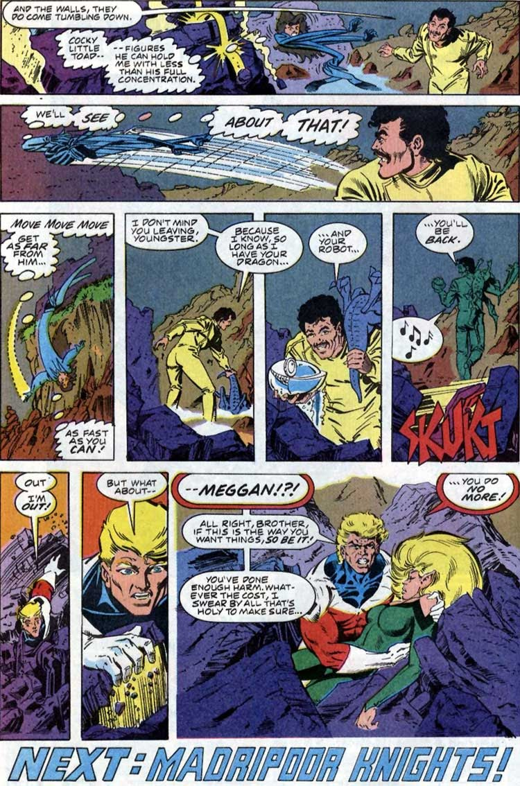 Excalibur (1988) issue 18 - Page 23