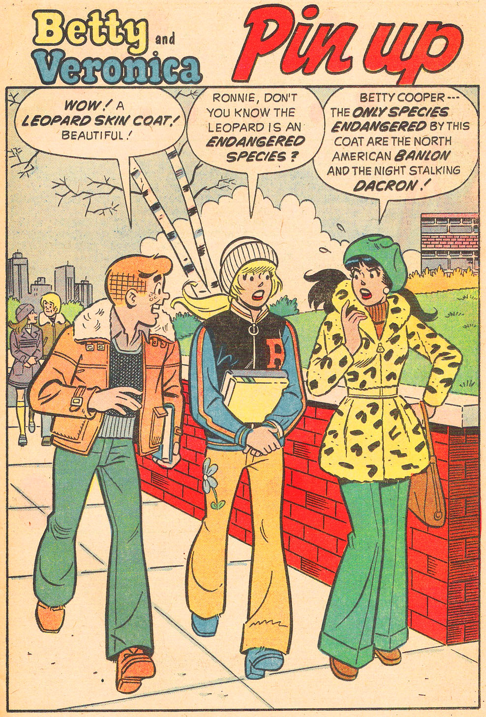 Read online Archie's Girls Betty and Veronica comic -  Issue #220 - 23