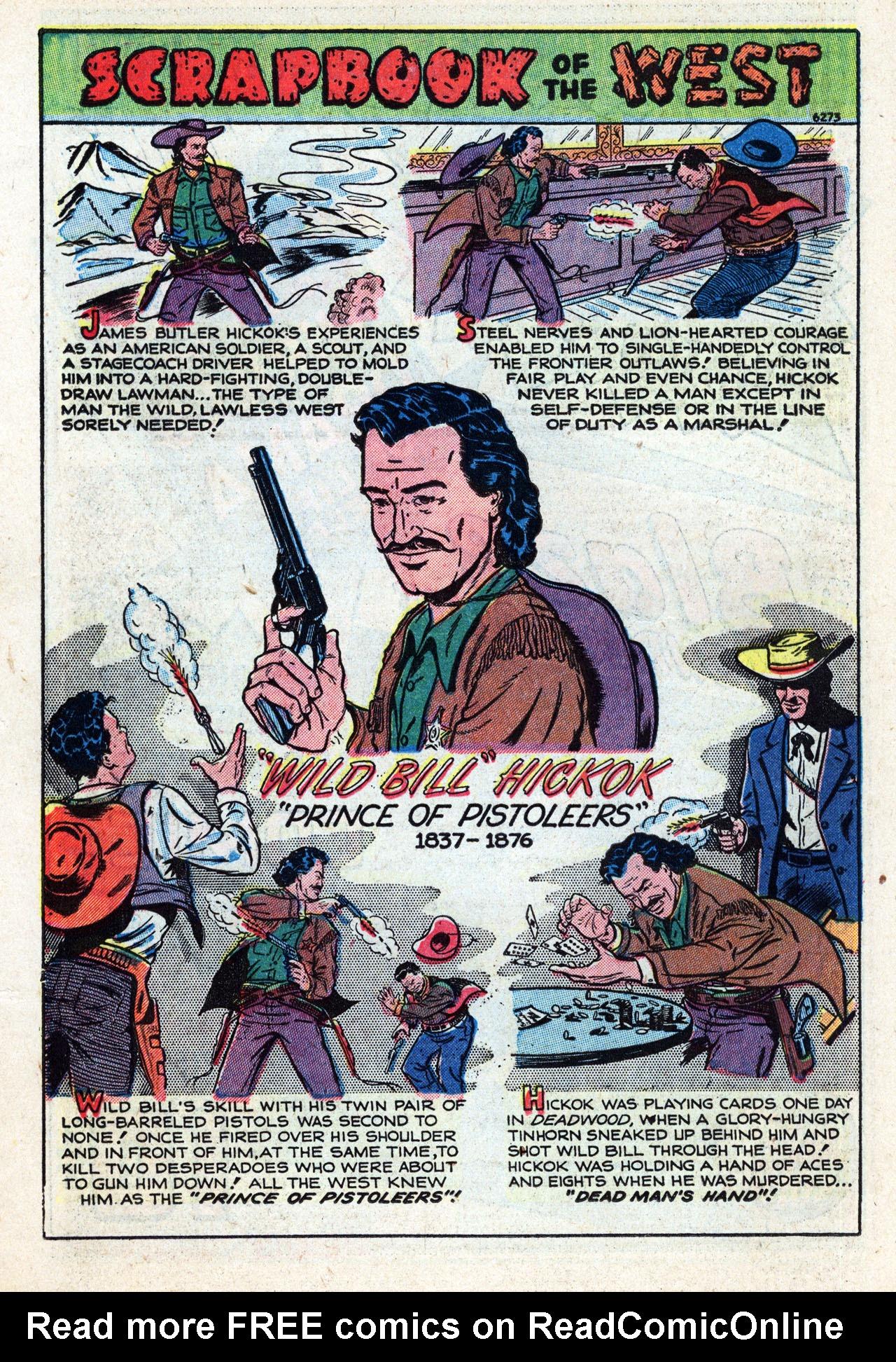 Read online Two-Gun Kid comic -  Issue #10 - 36