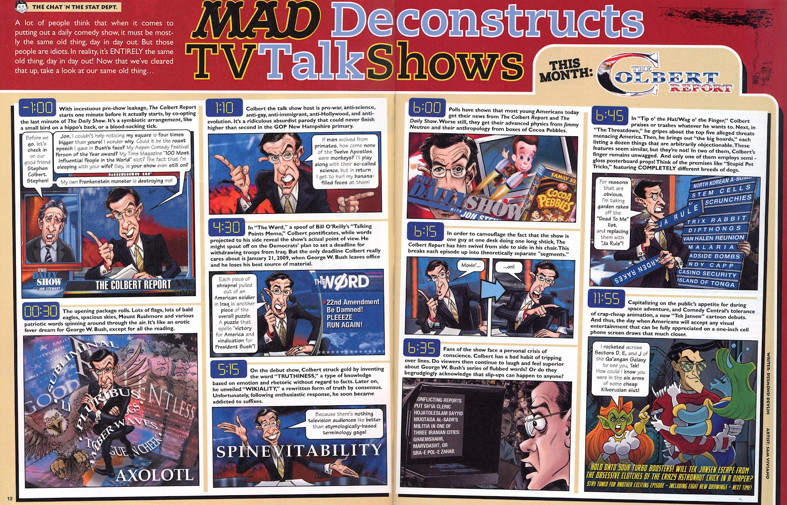 MAD issue 484 - Page 13